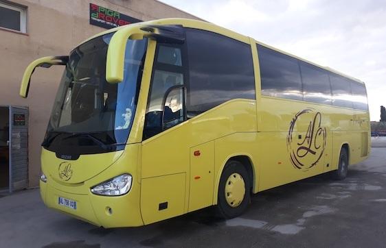 Autocars Laurent Caizza ALC véhicules 16